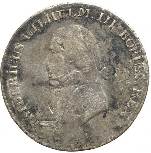 Germany, Frideric Wilhelm III, 4 groschen 1798