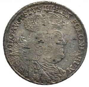 August III Sas, Ort 1754 - efraimek