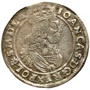 Jan II Kazimierz, Szóstak 1665, Bydgoszcz