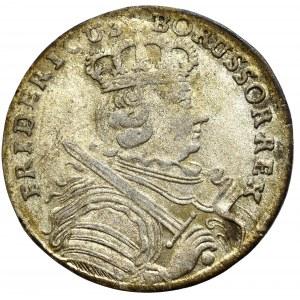 Germany, Preussen, Friedrich II, 6 groschen 1755, Konigsberg