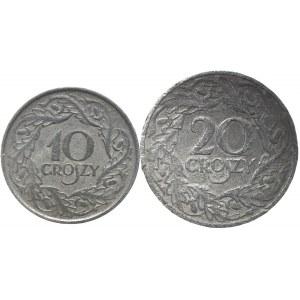 GG, Zestaw 10 i 20 groszy