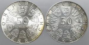 Austria, Set of 100 schilling