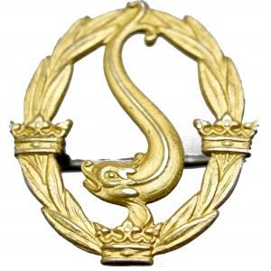 Szwecja, Odznaka Związku Pływaków - srebro
