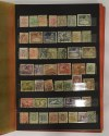 Collection of postage stamps - set 36