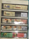 Collection of postage stamps - set 39