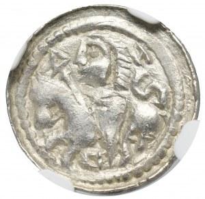 Boleslaus II, Denarius