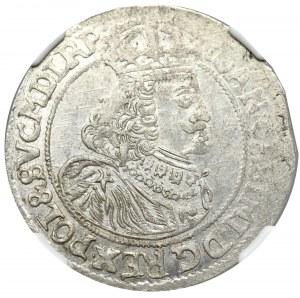 John II Casimir, 18 groschen 1659, Posen