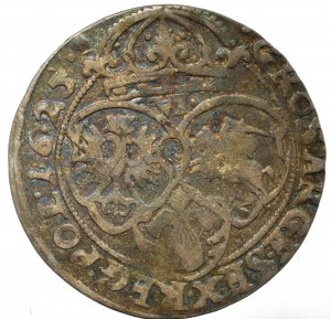 Sigismund III, 6 groschen 1625, Cracow