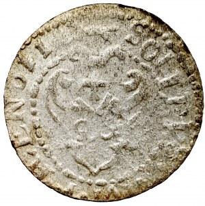 Sigismund III, Schilling 1617, Riga - NGC MS64