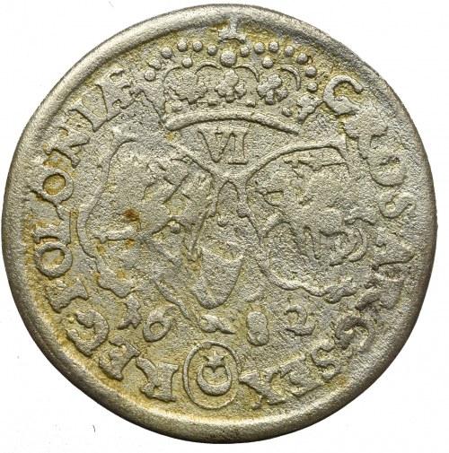 John III Sobieski, 6 groschen 1682, Bromberg