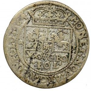 Jan II Kazimierz, Tymf 1664, Kraków - rzadszy POLO