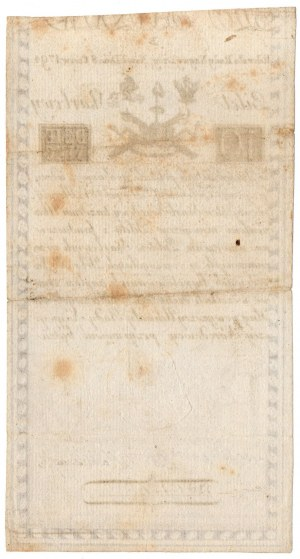 Insurekcja kościuszkowska, 10 złotych 1794 B
