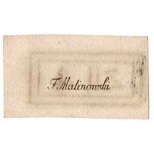 Insurekcja kościuszkowska, 4 złote 1794 - Seria 1 N