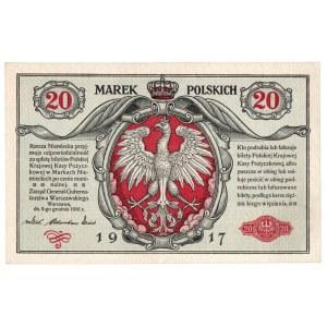 Generalne Gubernatorstwo, 20 marek polskich 1916 - Generał