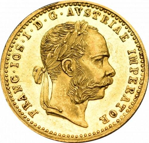 Austro-Węgry, Franciszek Józef, Dukat 1883