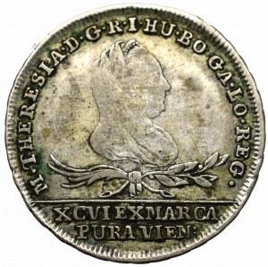 Księstwo Oświęcimsko-Zatorskie, 15 Krajcarów 1776