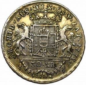 Księstwo Oświęcimsko-Zatorskie, 30 Krajcarów 1775