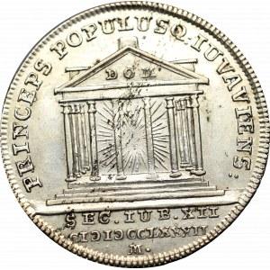 Austria, Salzburg, Hieronim Graf Colloredo, 10 krajcarów 1782