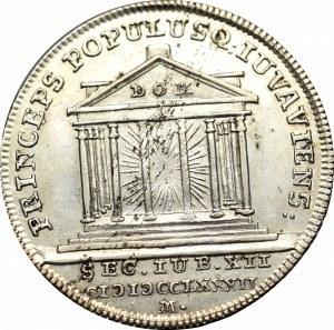 Austria, Salzburg, Hieronim Joseph, Thaler 1789