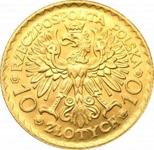 II Republic of Poland, 10 zloty 1925