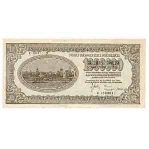 II RP, 1.000.000 marek polskich 1923 C