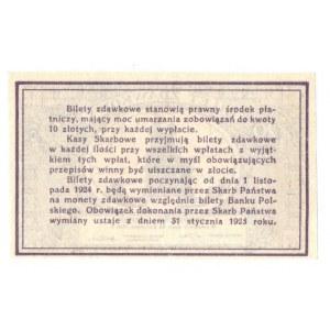 II RP, 20 groszy 1924