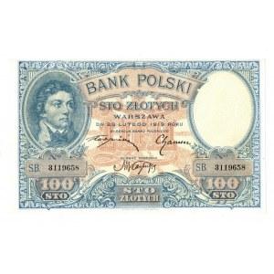 II RP, 100 złotych 28 lutego 1919
