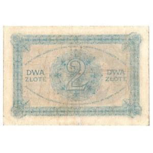 II RP, 2 złote 28 lutego 1919