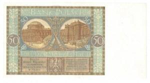 II RP, 50 złotych 1925 28 sierpnia 1925 L