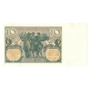 II RP, 10 złotych 1929 20 lipca1929 FE