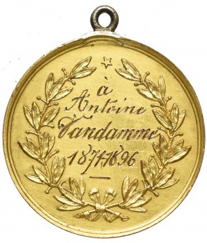 France (?), Medal for the 25th anniversary