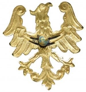 II RP, Orzeł członków Związku Powstańców Śląskich