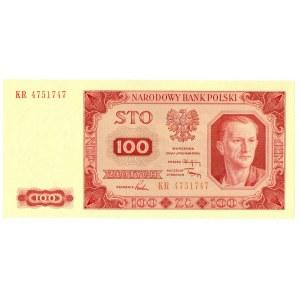 PRL, 100 złotych 1948