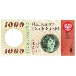 PRL, 1000 złotych S