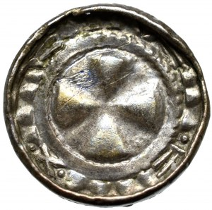 Poland, crusaders denarius