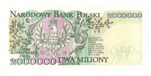 2 mln złotych 1993