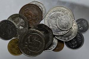 Meksyk, Zestaw monet