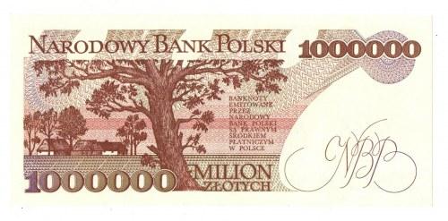 1 mln złotych 1991 E