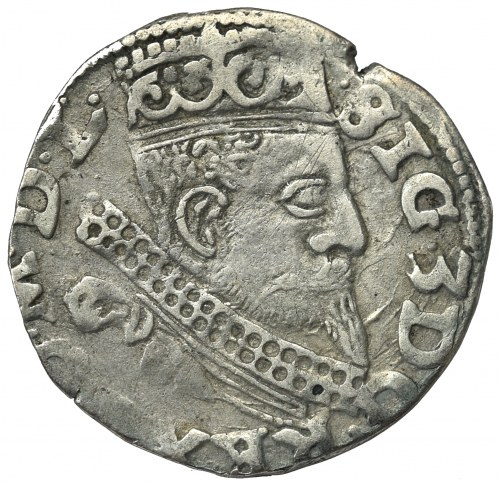 Zygmunt III Waza, Trojak 1599, Wschowa