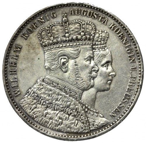 Niemcy, Prusy, Talar 1861