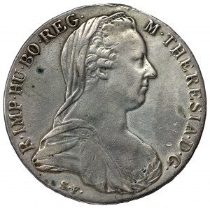 Austro-Hungary, Marie Theresia, Thaler 1780 - OLD STRIKE