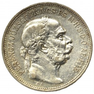 Austro-Węgry, 2 corona 1912