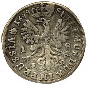 Prusy Książęce, Fryderyk III, Ort 1699 Królewiec