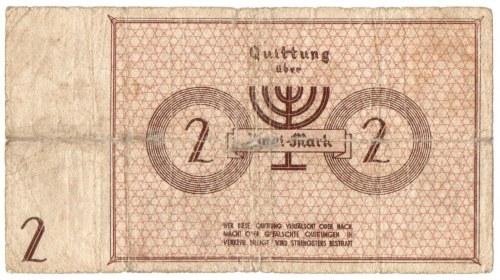 Getto w Łodzi, 2 marki 1940