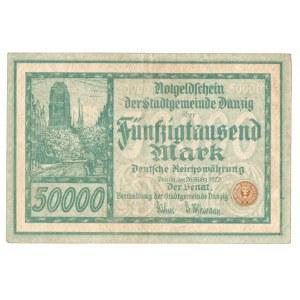 WMG , 50 000 Marek 20.03.1923