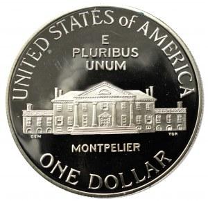 USA, 1 dollar 1991 P, Korea