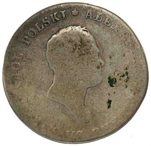 Królestwo Polskie, Aleksander I, 5 złotych 1817 IB