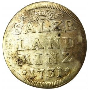Austria, Salzburg, Bishopic of, 4 kreuzer 1723
