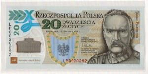 III RP, 20 złotych 2014 - 100-lecie utworzenia Legionów Polskich
