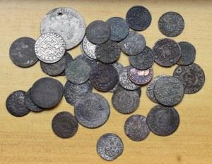 Zestaw monet Polska Królewska i powiązane